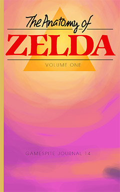 The Anatomy of Zelda Mini Cover.indd
